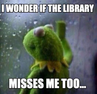 De bibliotheek is weer open!