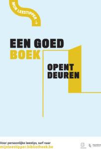 Een Goed boek opent deuren